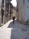 V uličkách vnitrozemského městečka Buje
