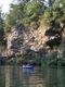 Pádlování na řece Savě ve Slovinsku
