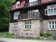 Chata PTTK Zosia v Ojcowie, kde jsme bydleli