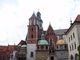 Světoznámý Wawel v Krakowě