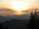 Večer nad Totes Gebirge od Oberklinkerhtt