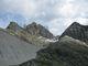 Skupina Hohe Leier (kolem 2700m) s přehradou na Reisseck htt.